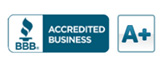 Better Business Bureau Top Rating