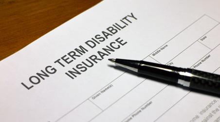 Long Term Disability Benefits (ERISA)