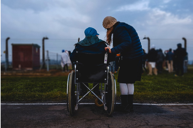 Most Common Disabilities That Qualify for Disability Benefits - Person in Wheelchair